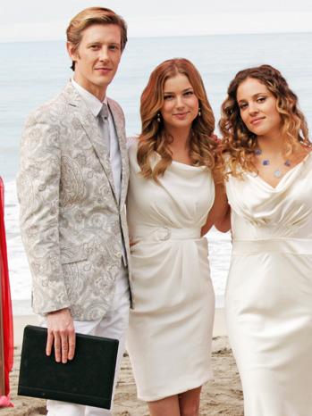 Gabriel Mann Revenge Wedding Suit - P 2013