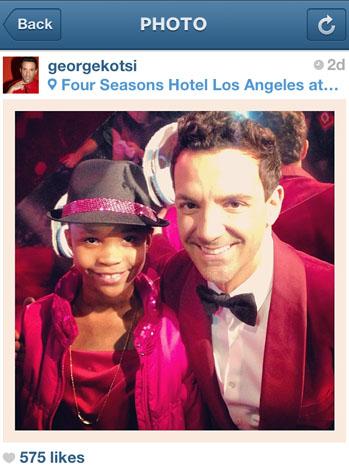 George Kotsiopoulos Instagram —P 2013