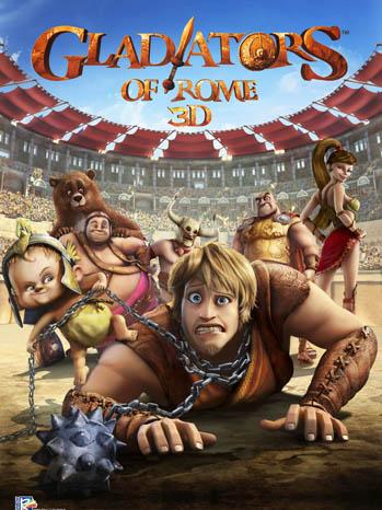 Gladiators of Rome 3D - P 2013