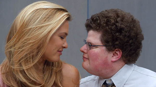GoDaddy.com The Kiss Commercial - H 2013