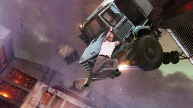 A Good Day To Die Hard Willis Truck - H 2013