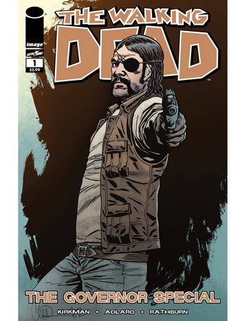 The Walking Dead Governor Special No. 1 - P 2013