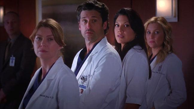 Grey's Anatomy Group - H 2013