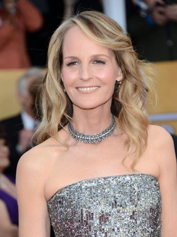 Helen Hunt Headshot SAG Awards - P 2013
