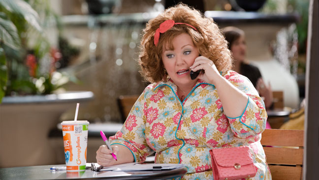 Identity Thief McCarthy Table Film Still - H 2013