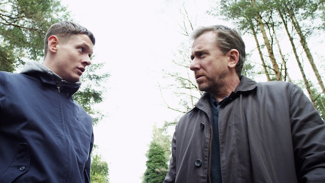 The Liability Tim Roth Jack O'Connell H