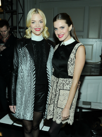 Jaime King Allison Williams - P 2013