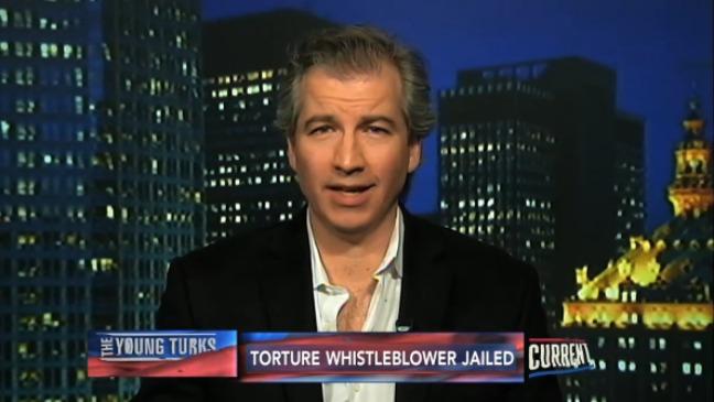 James Spione Current TV - H 2013