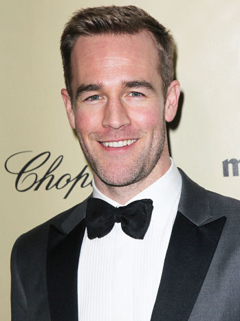 James Van Der Beek - P 2013