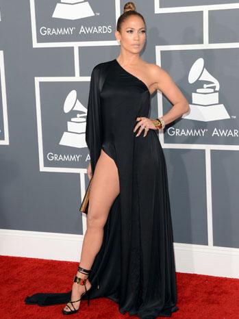 Jennifer Lopez Right Leg - P 2013