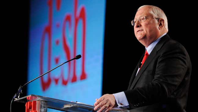 Dish Networks CEO Joe Clayton Speaking - H 2013