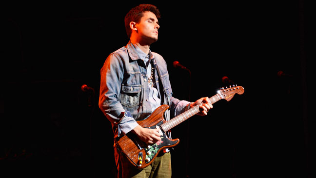 John Mayer Stand Up For Heroes - H 2013