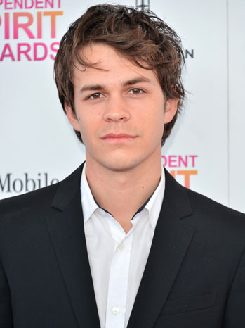 Johnny Simmons Headshot - P 2013
