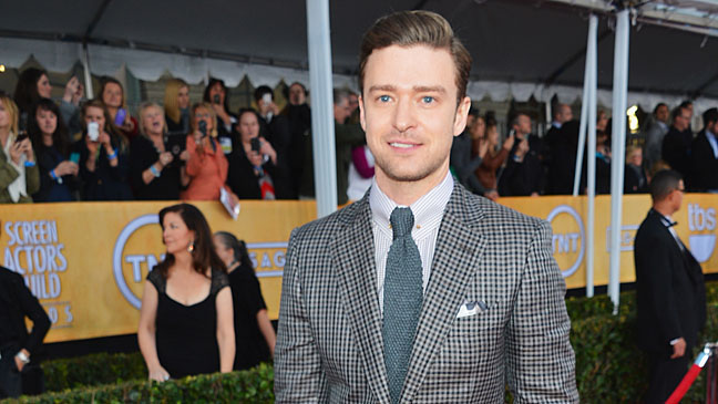 Justin Timberlake Main Image - H 2013