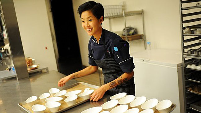 Kristen Kish Top Chef - H 2013