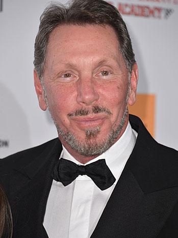 Larry Ellison Oracle CEO - P 2013