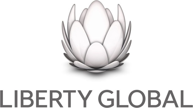 Liberty Global logo H