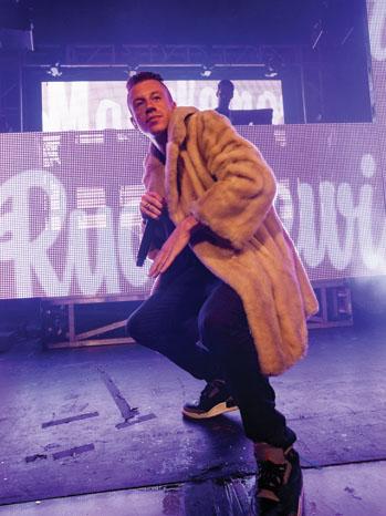 Macklemore Performance - H 2013