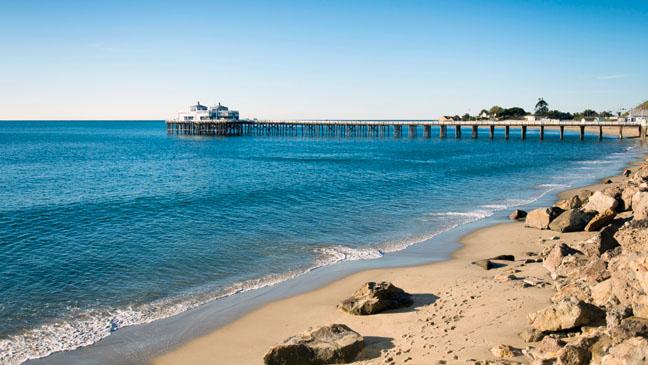 Malibu Pier - H 2013
