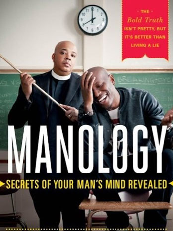 Manology Book Cover - P 2013