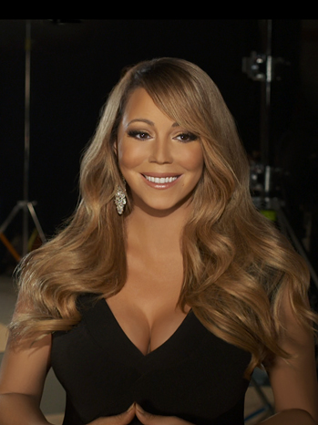 Mariah Carey Oz the Great Behind the Scenes P