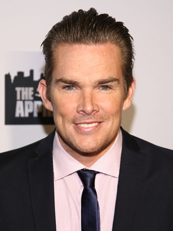 Mark McGrath The Celebrity Apprentice Arrivals - P 2013