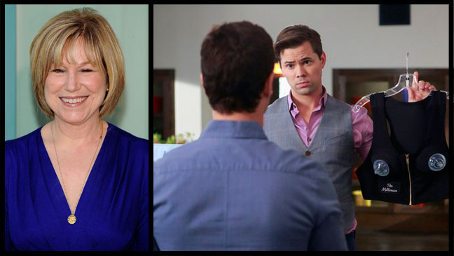 Mary Kay Place Andrew Rannells New Normal - H 2013