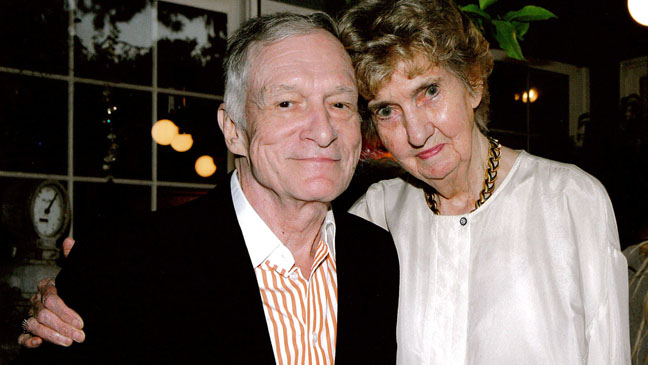 Mary O Connor Hugh Hefner S Longtime Secretary Dies At 84 Hollywood Reporter