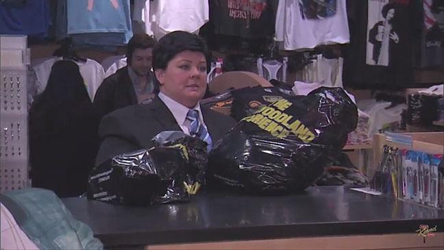 Melissa McCarthy Identity Thief Jimmy Kimmel - H 2013