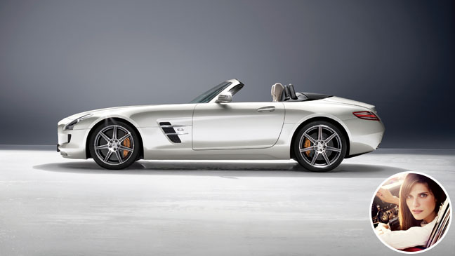 Mercedes Benz AMG Lake Bell - H 2013