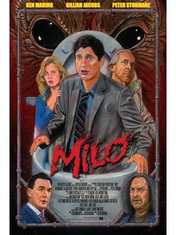 Milo Poster Art - P 2013