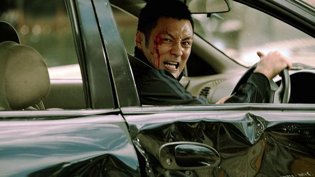 Motorway Film Still - H 2013