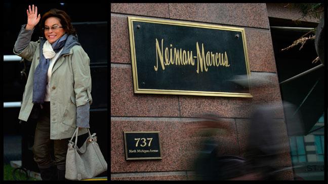 Neiman Marcus Shopping Spree - H 2013