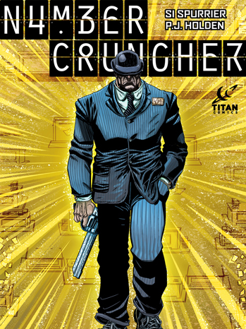 Number Cruncher Cover - P 2013