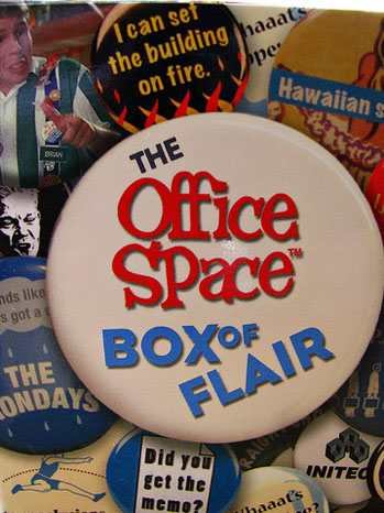 Office Space Box of Flair - P 2013