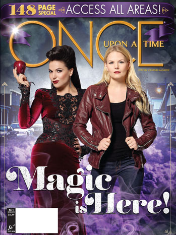 Once Upon a Time Magazine Cover - P 2013
