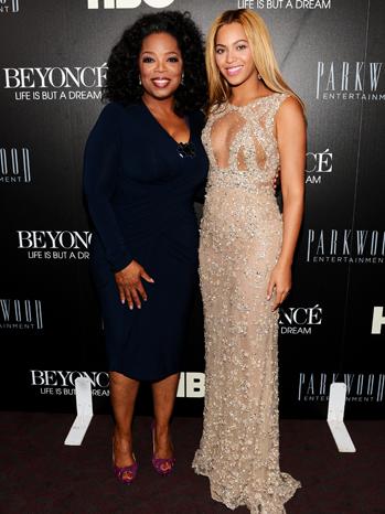Oprah Winfrey Beyonce - P 2013