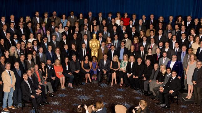 Oscars Class Photo 2013 - H 2013