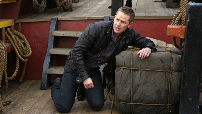 Once Upon a Time Tiny Episodic Josh Dallas - H 2013