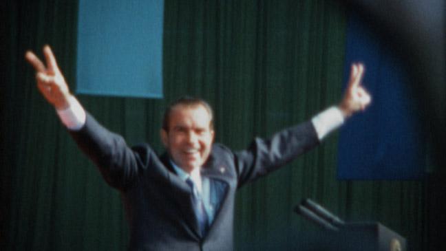 Our Nixon Film Still - H 2013