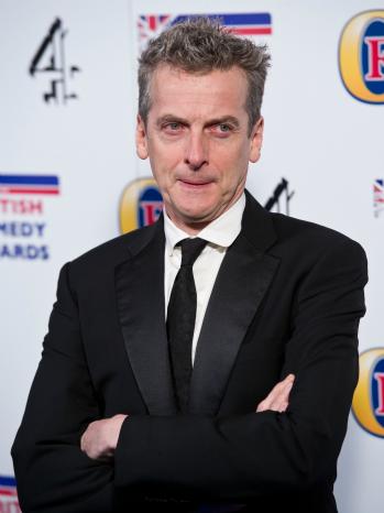 Peter Capaldi - P 2013