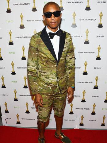 Hitmakers Pharrell Williams - P 2013