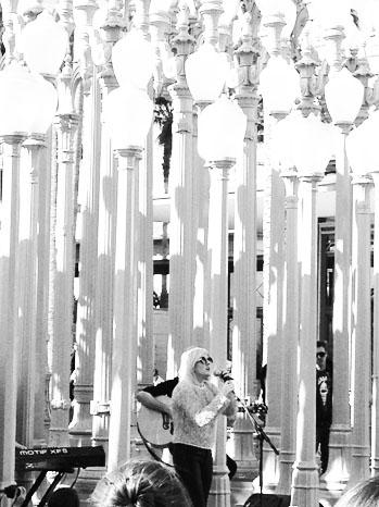 Ellie Goulding LACMA - P 2013