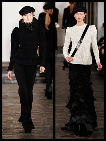 Ralph Lauren New York Fashion Week - P 2013