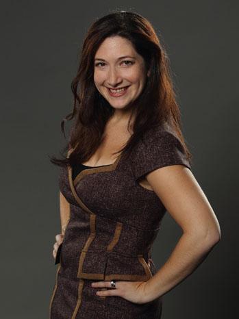Randi Zuckerberg Portrait - P 2013