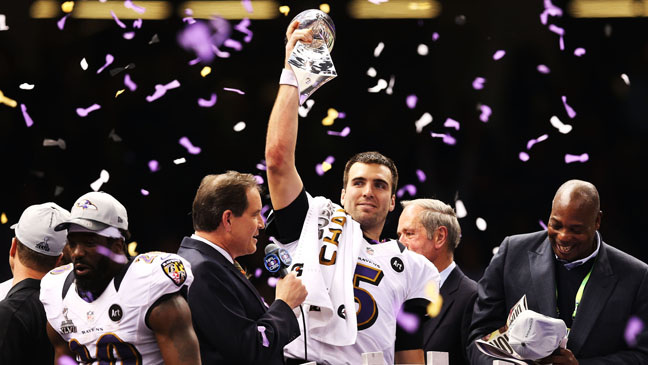 Ravens Win Super Bowl - H 2013