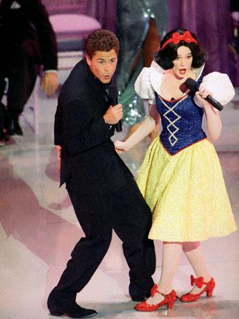 Snow White Oscars - P 2013