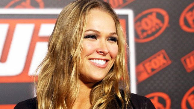 Ronda Rousey MMA Fighter - H 2013