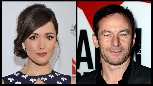 Rose Byrne Jason Isaacs Split - H 2013