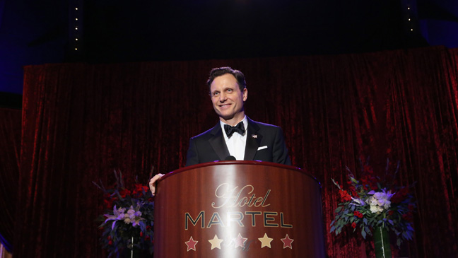Scandal Tony Goldwyn 2/21 Episodic - H 2013